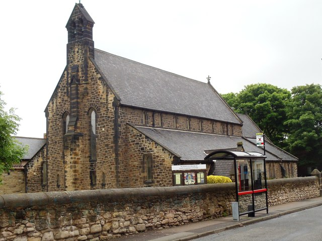 Church of St. John the Evangelist, Percy Main