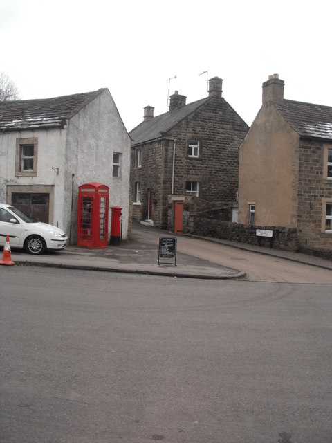 The Lydgate, Eyam