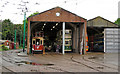 TM5090 : Tram and Bus Depots, East Anglia Transport Museum by Roger Jones