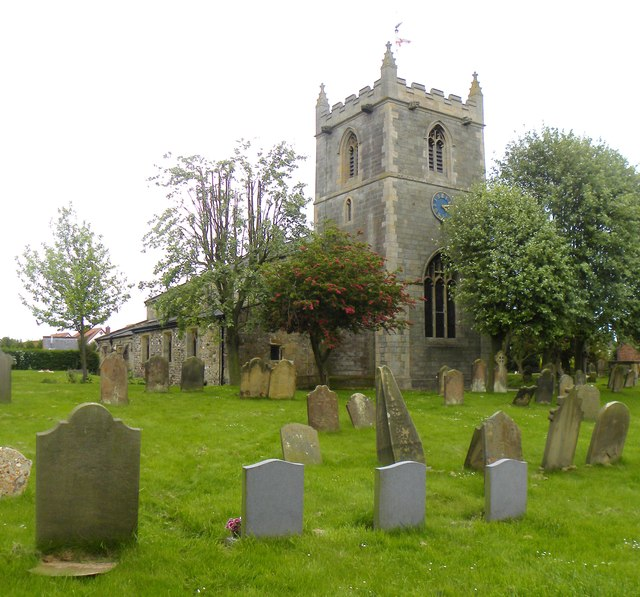 St Oswald's, Flamborough