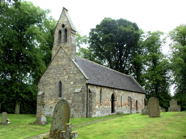 St John The Baptist, Meldon