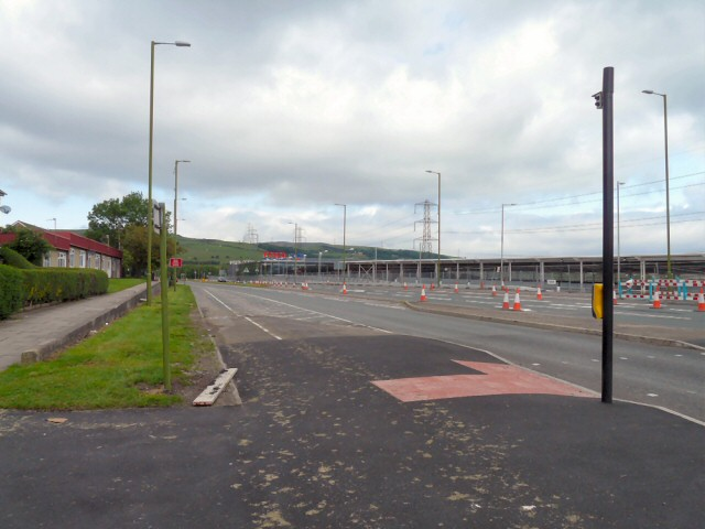 Stockport Road, Hattersley