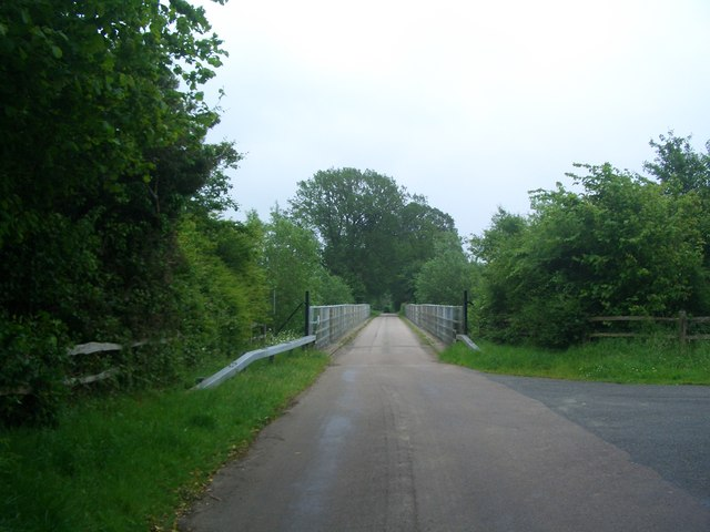 Bridge over A23