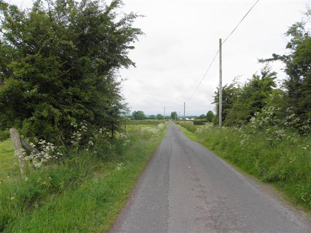 Routingburn Road, Tullanafoile