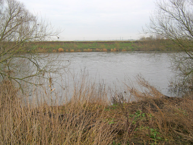 River Trent south of Averham