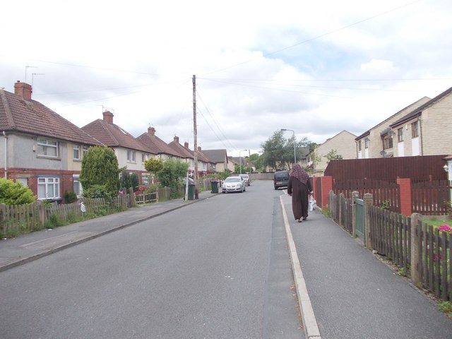 Aygill Avenue - Sowden Road