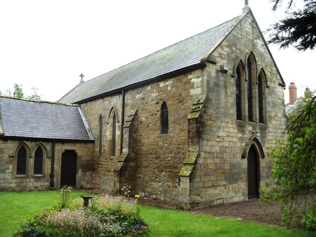 Church of St.Thomas of Canterbury, Longhorsley