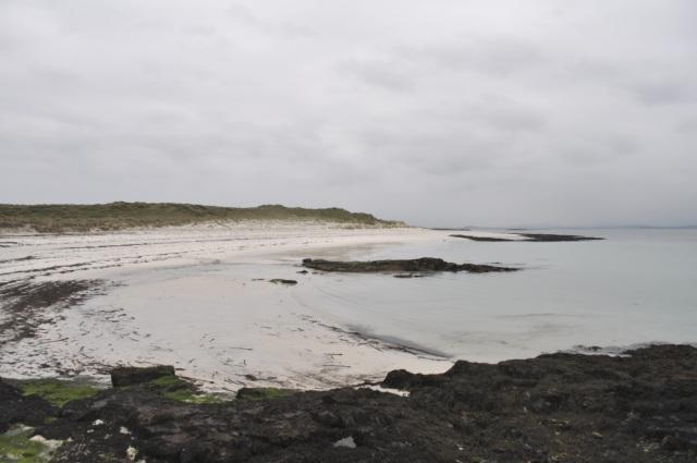 Beach at Eolaigearraidh