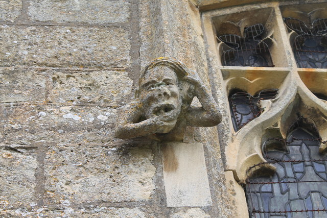 Gargoyles, All Saints' church