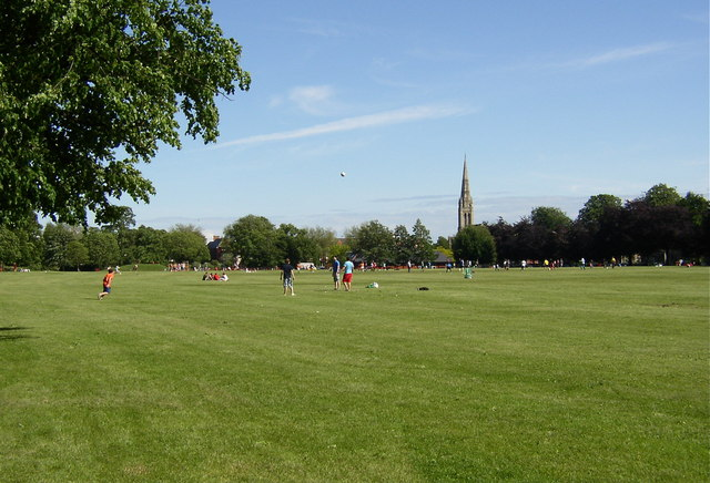 Roath Park Recreation Ground