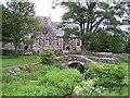 NY6214 : Stone footbridge at Crosby Ravensworth : Week 24