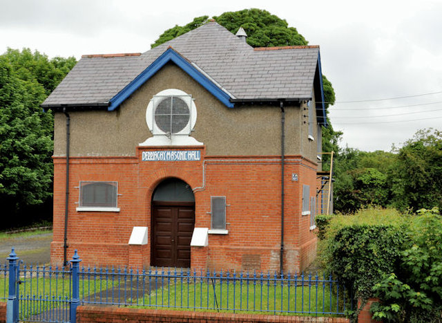 Derriaghy Masonic Hall (1)