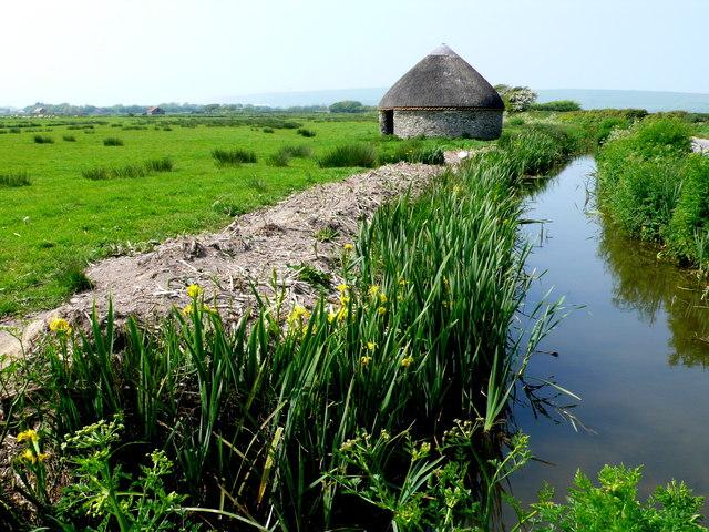Braunton Marsh Round Linhay