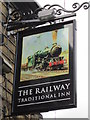 SD9904 : The Railway Inn, Greenfield by Ian S