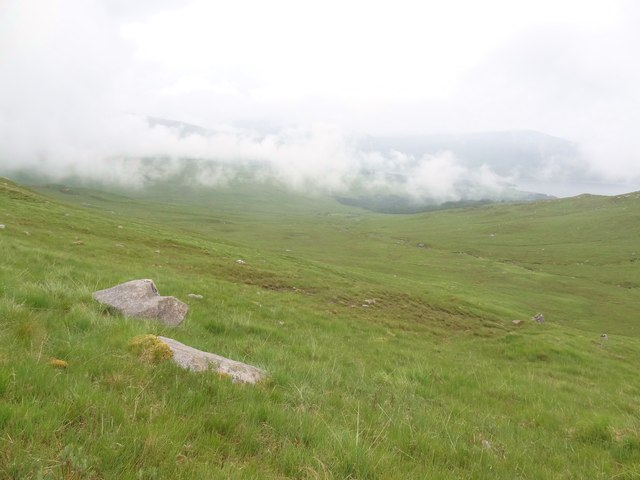 Eastern Slopes Beinn Molurgainn
