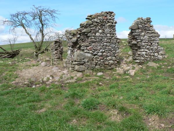 Squarestack ruins