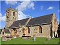 SP1452 : Church of St Peter, Welford-on-Avon by David P Howard