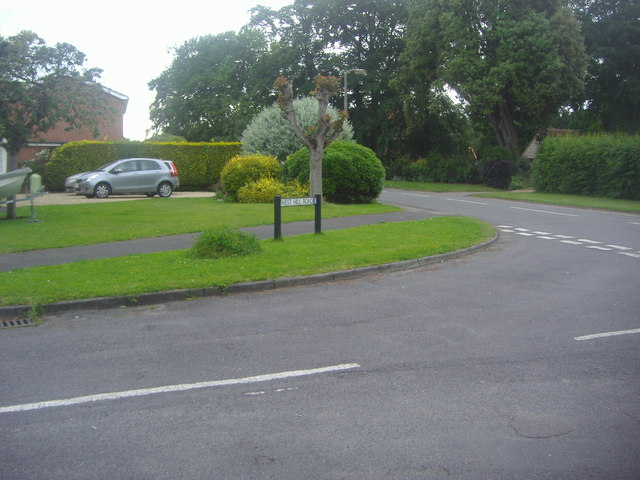 West Hill Road, Foxton