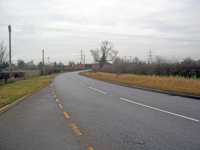 Staythorpe Road