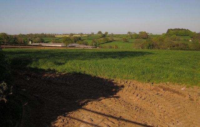 Hugginshayes Farm