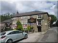 SD9801 : The Stamford Arms, Huddersfield Road by Ian S