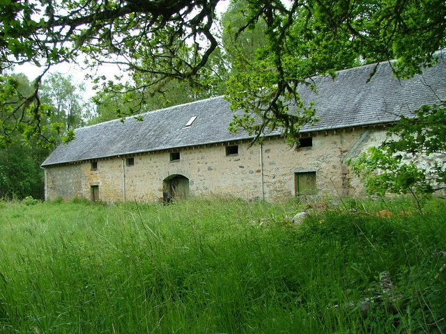 Barn at Balcladaich