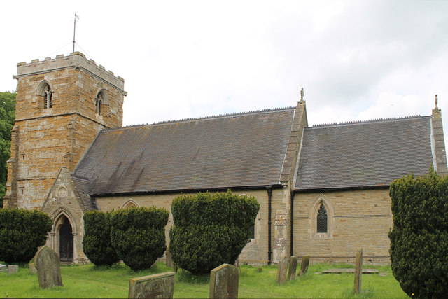 St Giles' church, Langton by Wragby