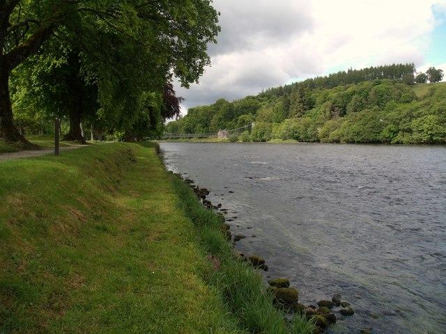 River Spey, Aberlour