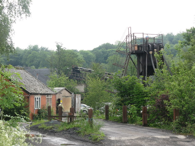 Hay Royds Colliery