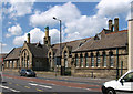 SK3585 : Heeley - Lowfield Primary School by Dave Bevis