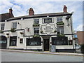 SJ8481 : The King William on Manchester Road, Wilmslow by Ian S