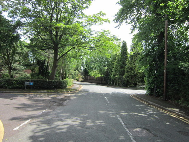 Holly Road South, Wilmslow