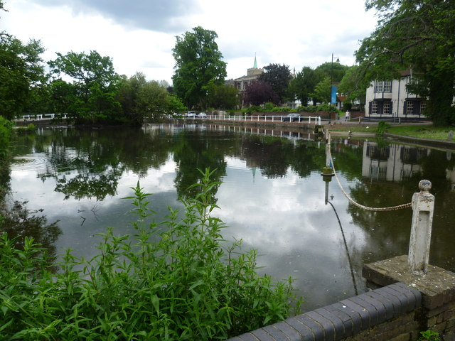 West Pond, Carshalton Ponds