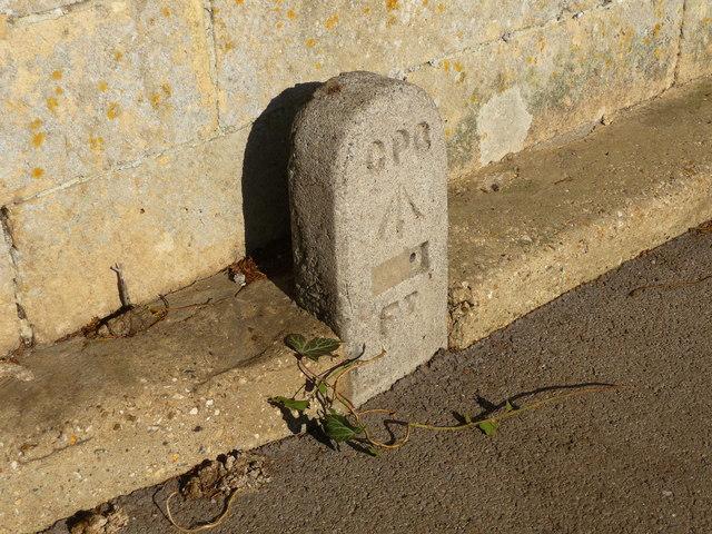 Pewsey - Boundary Marker
