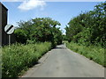 TL1569 : Church Road, Grafham by JThomas