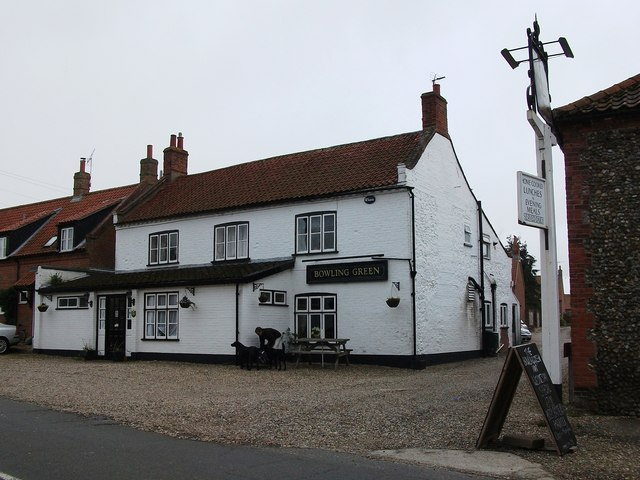 The Bowling Green Inn, Wells next the Sea