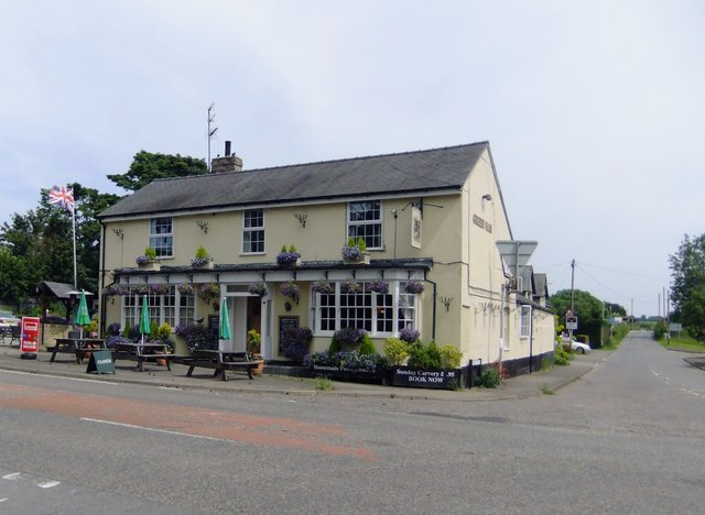 'The Green Man', Six Mile Bottom
