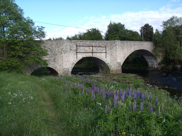 Old Spey Bridge