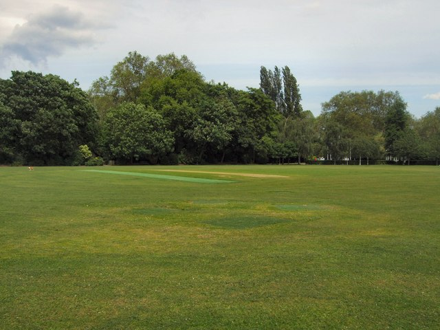 Cricket Pitch - Battersea Park