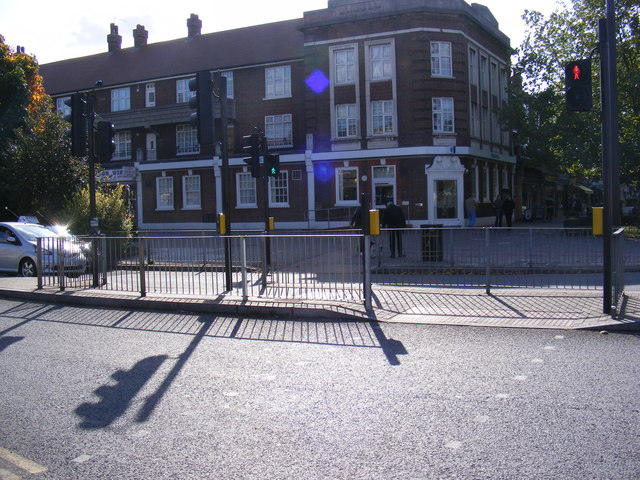 Faircross Parade, Barking