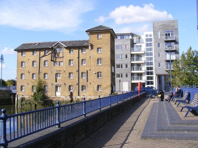Town Quay, Barking