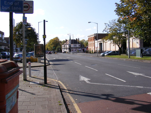 A124 Longbridge Road, Faircross, Barking