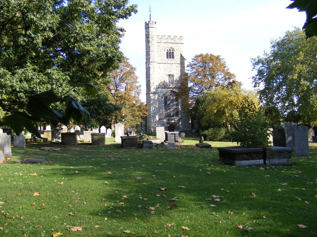 St.Margaret's Church, Barking