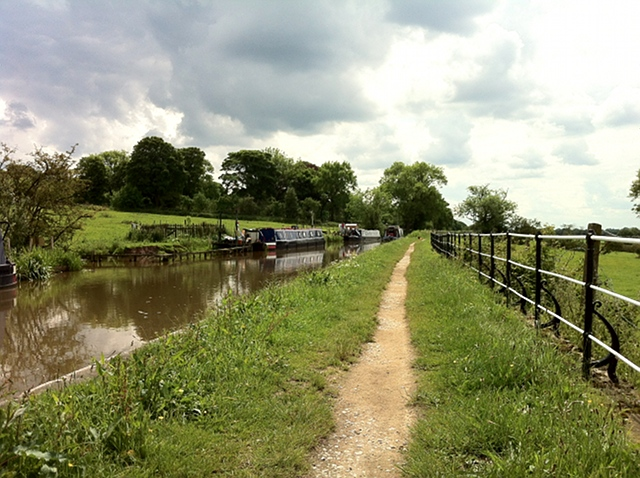 Macclesfield Canal at Ramsden Hall