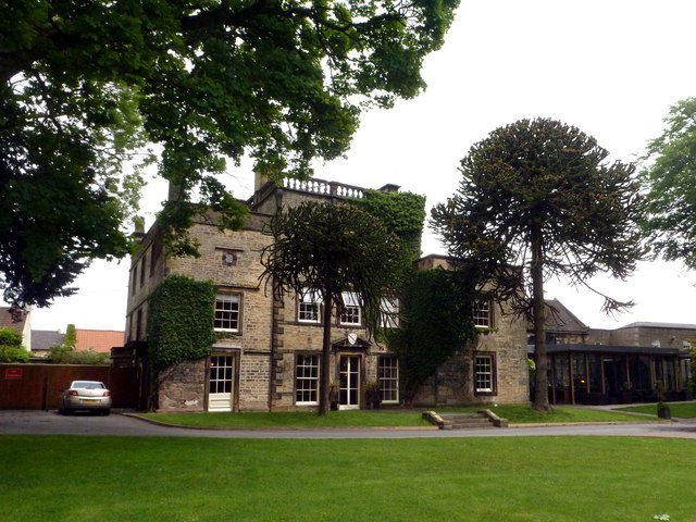 Mosborough Hall Hotel