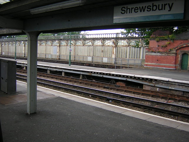 Shrewsbury station