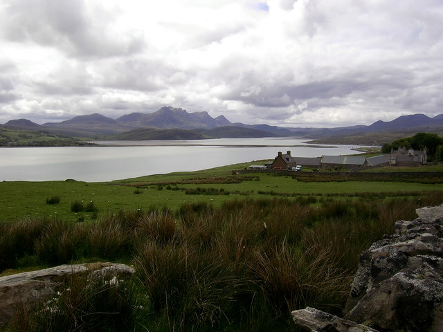 Over the Kyle to Ben Loyal