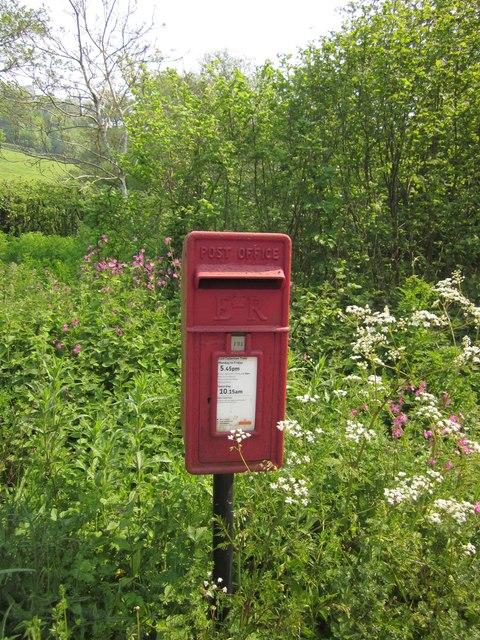 Postbox, Afton