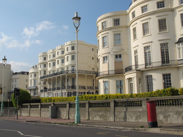 Marine Parade / Paston Place. BN2