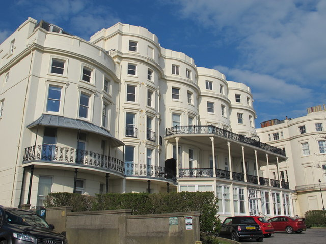 Bristol Court, Marine Parade. BN2